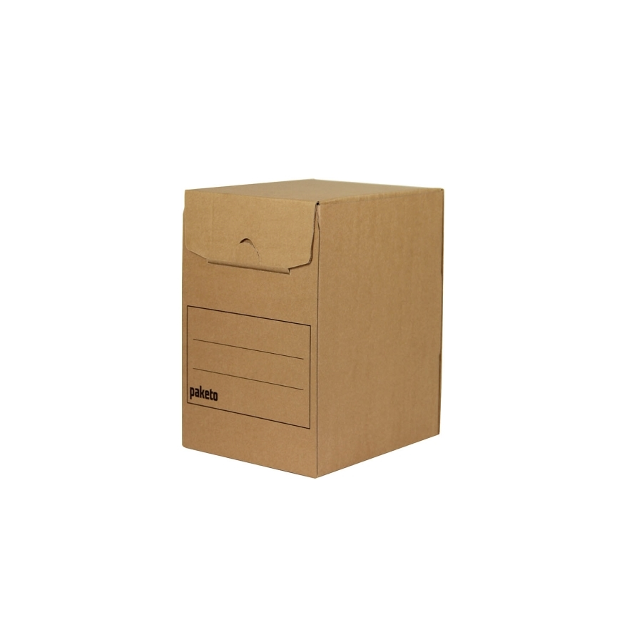 68bb92d9f Archivačná krabica na 3 šanóny, 240x295x327, s potlačou   paketo.sk