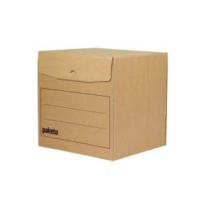 Archivačná krabica na 4 šanóny, 315x295x327, s potlačou