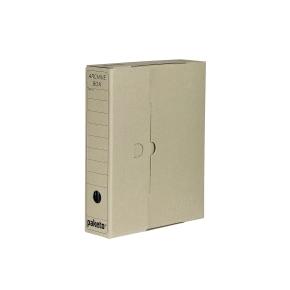 Archivačný box TYP I/75, 75x260x325 mm s potlačou