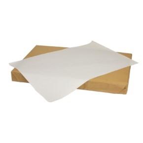 Baliaci papier HAVANA na potraviny, 400 x 600 mm, bielo-šedý, 10 kg balenie