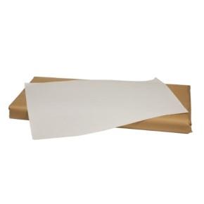 Baliaci papier HAVANA na potraviny, 700 x 1000 mm, bielo-šedý, 10 kg balenie