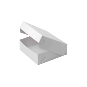 Cukrárska krabica nižšia HL BB výsek 190x190x65 mm