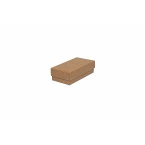Darčeková krabička dno a veko 135x65x40 mm na pánske motýliky