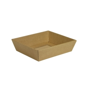 Darčekový koš 190x160x55, kraft