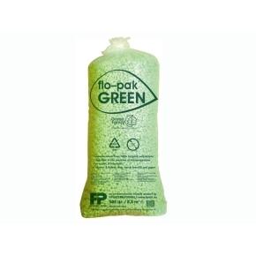 Fixačné telieska FLO-PAK GREEN vrece 500l