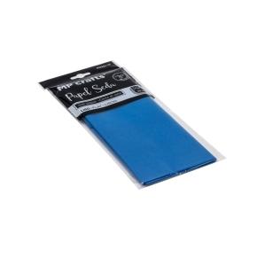 Hodvábny baliaci papier 500 x 660 mm, tmavomodrý, 10 hárkov