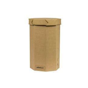 Kartónová taburetka, 300x300x500 mm