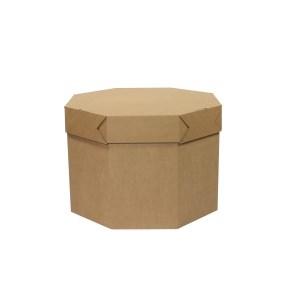 Kartónový detský stolík, 700x700x500 mm
