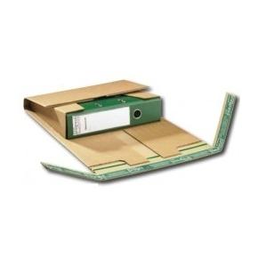 Kartónový zásielkový obal na zakladače, 320 x 290 x max.80 mm