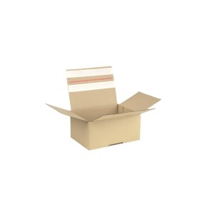 Krabica 3VVL 200x150x100mm, Balbox speed, samolepiaca klopa