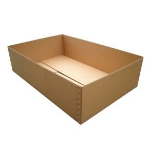 Krabica 5VVL 0200 1197x781x300 bez horných klop