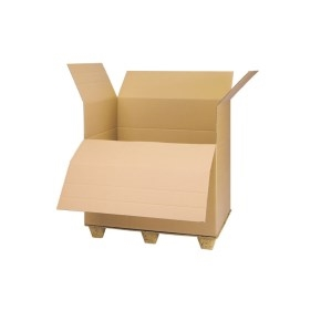 Krabica 5VVL 0201 1180x780x1070 až 1370, EUROBOX