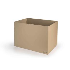 Krabica 7VVL 0200 1148x720x550 EUROBOX bez horných klop