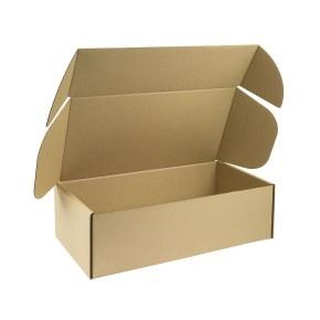 Krabica F0427 z 3VL 410x225x130 mm, hnedá