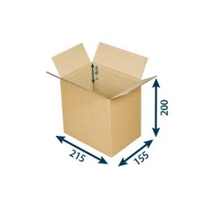 Krabica na tlačoviny A5 215x155x120-200 3VVL