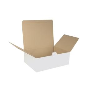 Krabica poštová 375x265x125 3VVL BH1.25B FEFCO 0713