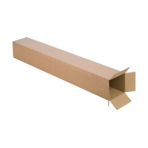 Krabica - tvar tubus 145x145x1187 z 3VL, spoj lepený