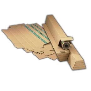 Krabica - tvar tubus 860x105/55x75 mm z 5VL Progresspak