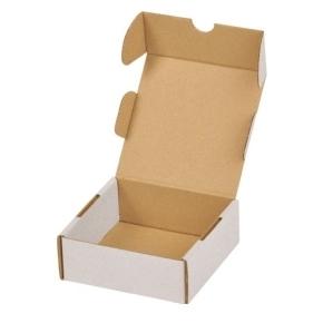 Krabica z trojvrstvového kartónu 100x100x40, minikrabička