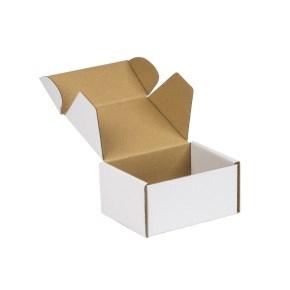 Krabica z trojvrstvového kartónu 104x83x56, minikrabička, FEFCO 0471