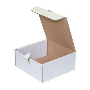 Krabica z trojvrstvového kartónu 110x110x50, minikrabička