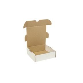 Krabica z trojvrstvového kartónu 122x122x40, minikrabička