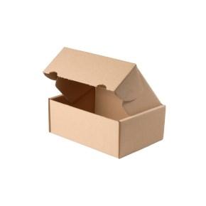 Krabica z trojvrstvového kartónu 130x140x35 Fefco 0427