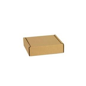Krabica z trojvrstvového kartónu 135x135x40, mini krabička