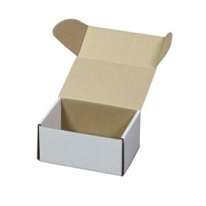 Krabica z trojvrstvového kartónu 148x105x74, minikrabička