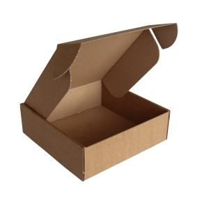 Krabica z trojvrstvového kartónu 185x185x60, vysekávaná 0427