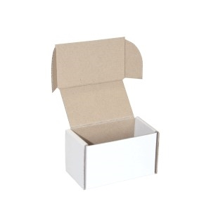 Krabica z trojvrstvového kartónu 225x115x115, minikrabička,