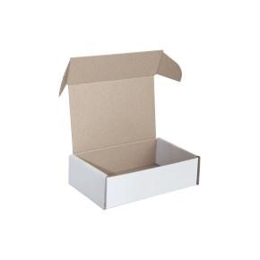 Krabica z trojvrstvového kartónu 225x115x46, minikrabička, FEFCO 0427