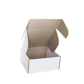 Krabica z trojvrstvového kartónu 225x225x115, minikrabička, FEFCO 0427