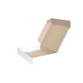 Krabica z trojvrstvového kartónu 225x225x46, minikrabička, FEFCO 0427