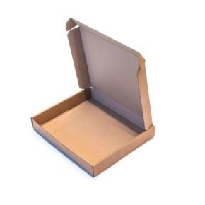 Krabica z trojvrstvového kartónu 240x205x35 zásielková, kraft
