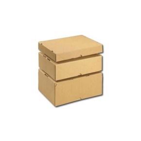 Krabica z trojvrstvového kartónu 304x215x100 pre tlačoviny A4