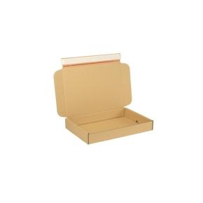Krabica z trojvrstvového kartónu 305x215x42 mm pre tlačoviny A4, lepiaca páska