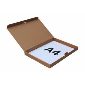 Krabica z trojvrstvového kartónu 305x220x25mm pre tlačoviny A4