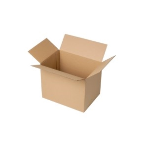 Krabica z trojvrstvového kartónu 315x150x210, klopová (0203)