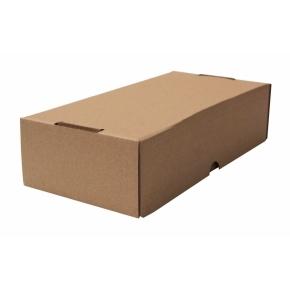 Krabica z trojvrstvového kartónu 320x170x90 mm, dno + veko