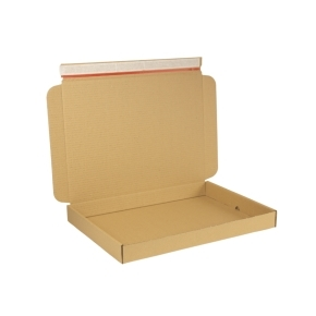 Krabica z trojvrstvového kartónu 430x310x42 mm pre tlačoviny A3, lepiaca páska