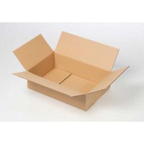 Krabica z trojvrstvového kartónu 460x260x230mm, klopová (0201)