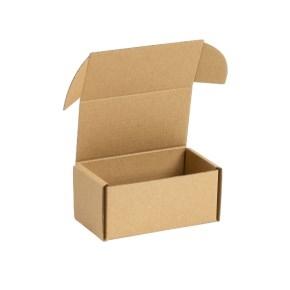Krabica z trojvrstvového kartónu 95x54x46, minikrabička, hnedá
