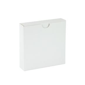 Krabička z hladkej lepenky 130x30x130, minikrabička