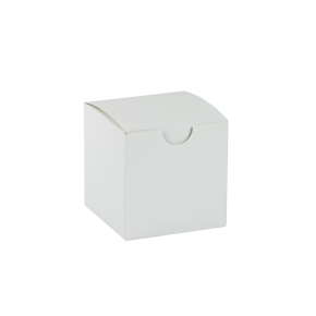 Krabička z hladkej lepenky 80x80x80, minikrabička