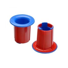Odvíjač prieťažnej fólie STRETCH, plastový, dvojdielny