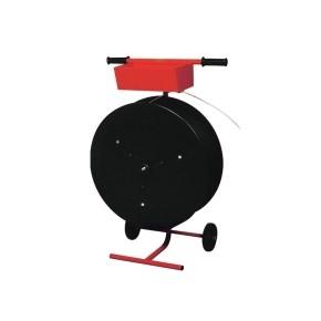 Odvinovače viazacie pásky PP,PET,PES10,12,16 vozík - vnútorný priemer 60-406mm