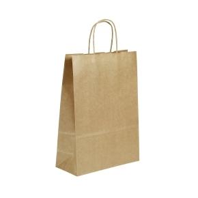 papierová taška 230x100x320 mm univerzálna