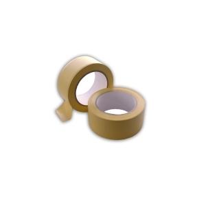 Páska samolepiaca krycia 50x33 PVC - montážna žltá