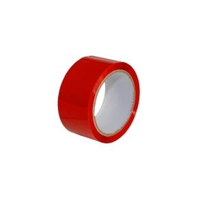 Páska samolepiaca PP 50x66 Červená